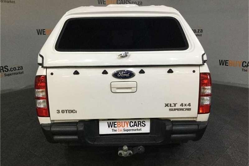 Ford Ranger 3.0TDCi SuperCab 4x4 XLT 2007