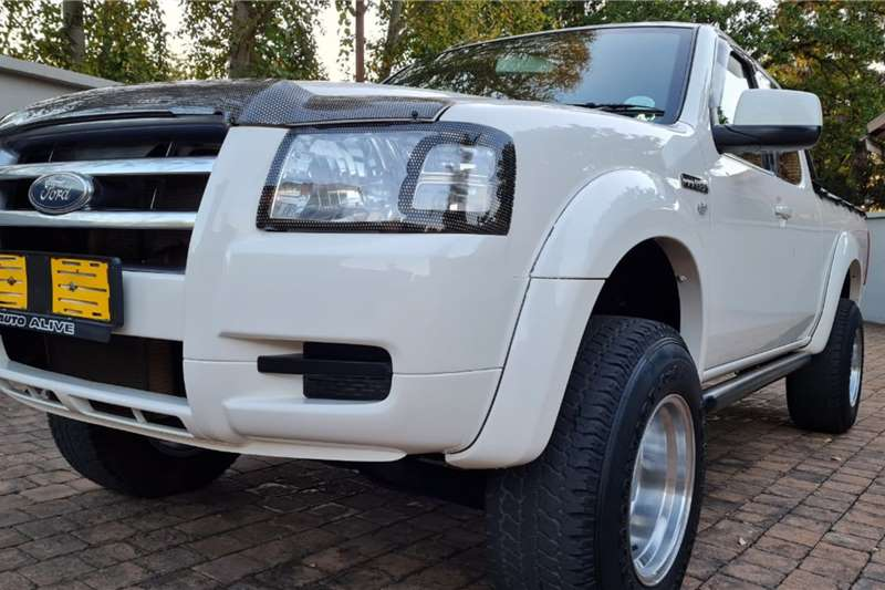 Used 2008 Ford Ranger 3.0TDCi SuperCab 4x4 XLT