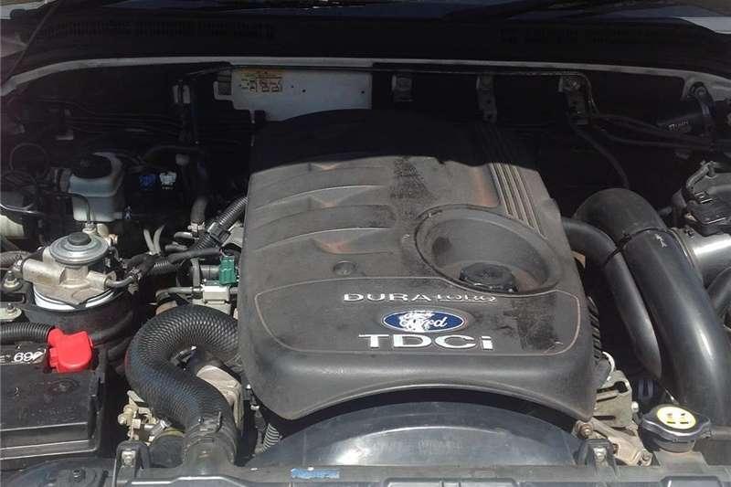 Ford Ranger 3.0TDCi SuperCab 4x4 XLT 2009