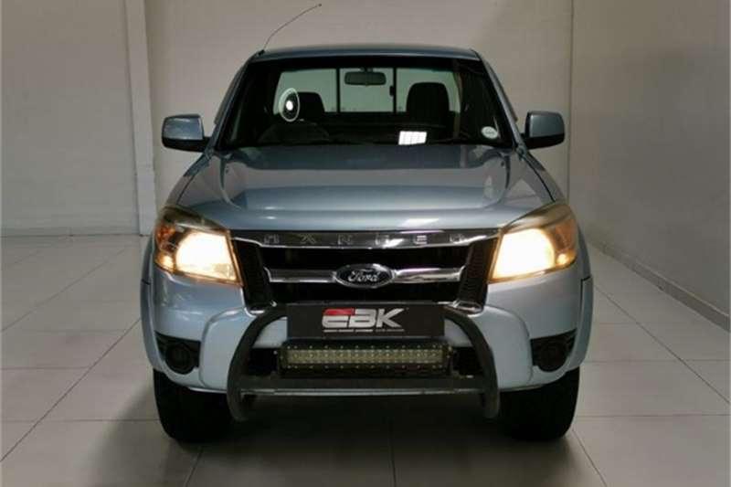 2010 Ford Ranger Ranger 3.0TDCi SuperCab 4x4 XLT