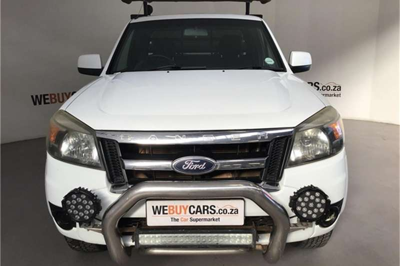 Ford Ranger 3.0TDCi SuperCab 4x4 XLT 2011