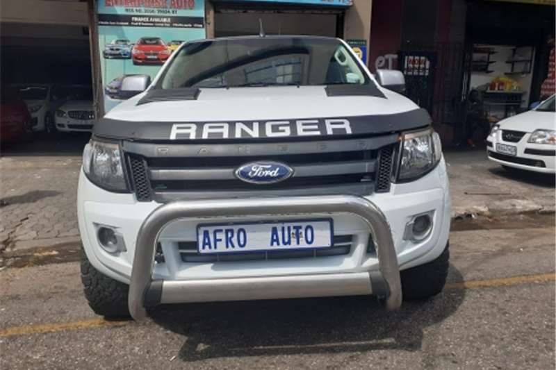 Used 2013 Ford Ranger 3.0TDCi SuperCab 4x4 XLT