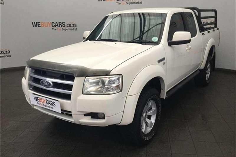 Ford Ranger 3.0TDCi SuperCab Hi-trail XLT 2008