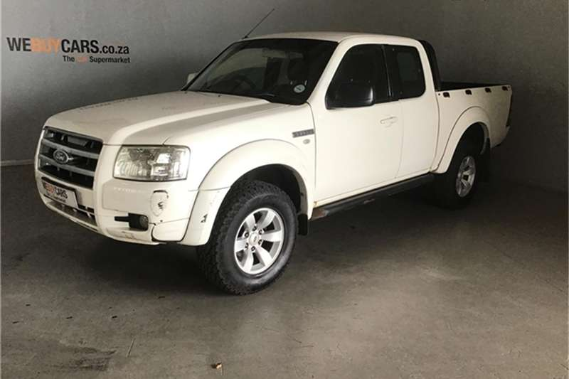 Ford Ranger 3.0TDCi SuperCab Hi trail XLT 2008