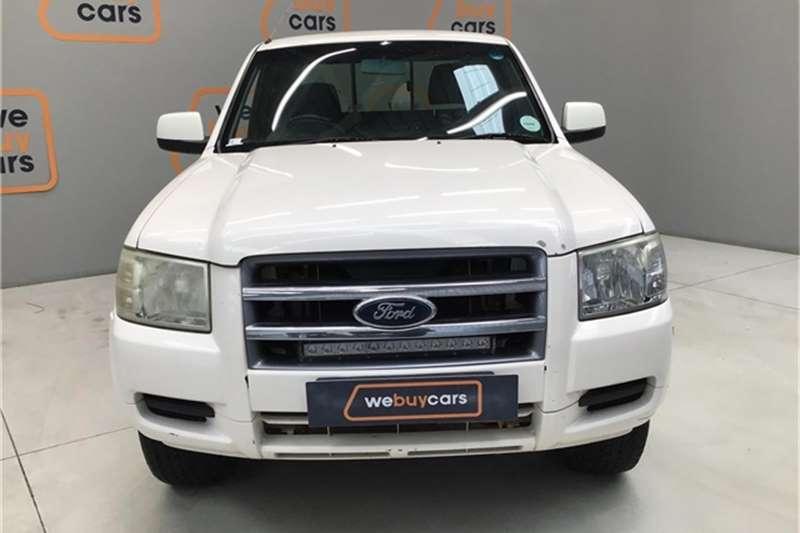 Ford Ranger 3.0TDCi SuperCab Hi-trail XLT 2008