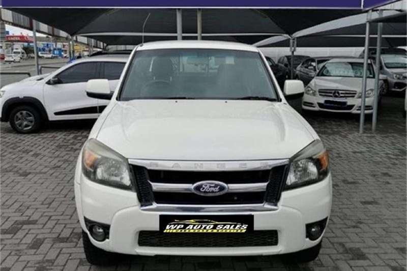 Ford Ranger 3.0TDCi SuperCab Hi-trail XLT 2010