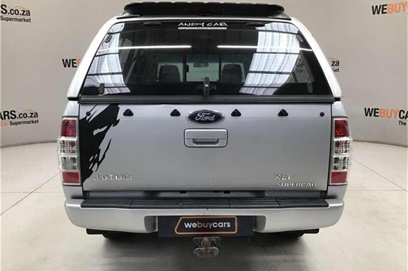 Ford Ranger 3.0TDCi SuperCab Hi-trail XLT 2010
