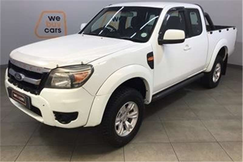 Ford Ranger 3.0TDCi SuperCab Hi-trail XLT 2011