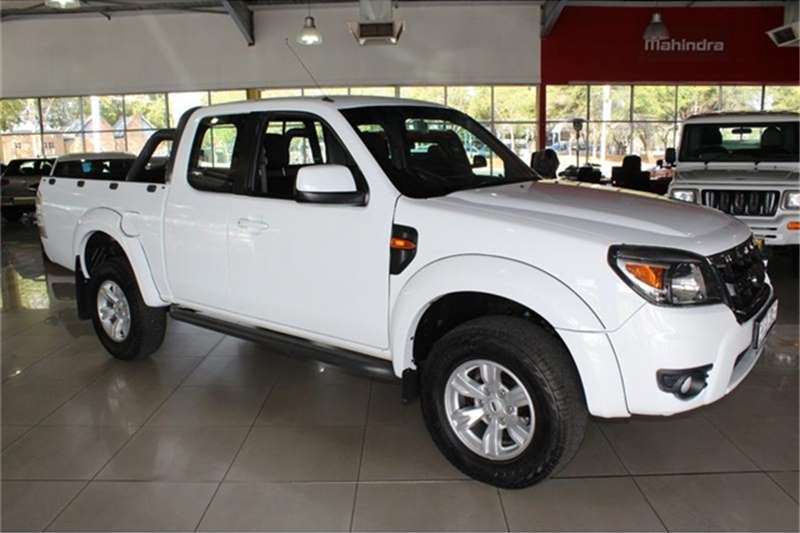 Ford Ranger 3.0TDCi SuperCab Hi trail XLT automatic 2011