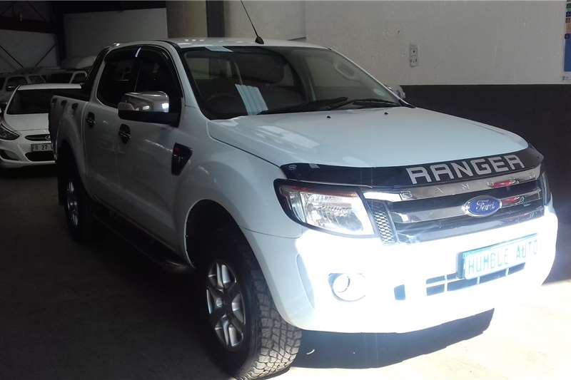 Ford Ranger 3.2 double cab 4x2 XLT High Raider 2014