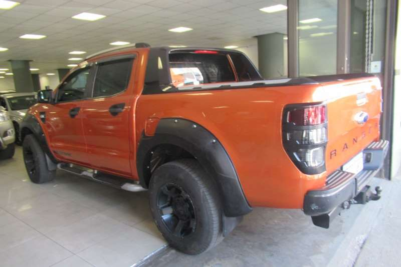Ford Ranger 3.2 double cab 4x4 Fx4 2012