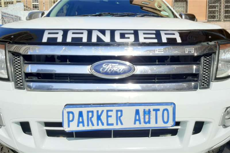 Ford Ranger 3.2 double cab 4x4 Fx4 2014