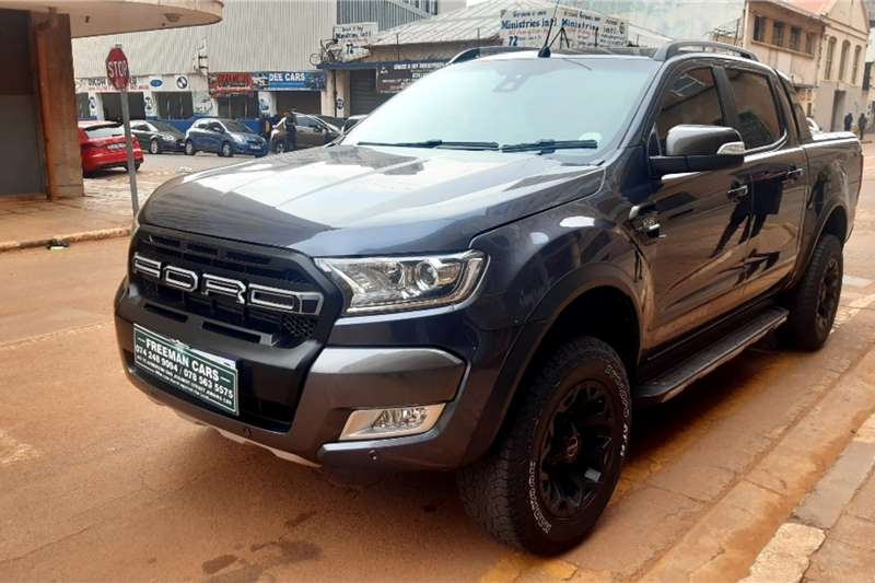 Used 2018 Ford Ranger 3.2 double cab 4x4 Fx4