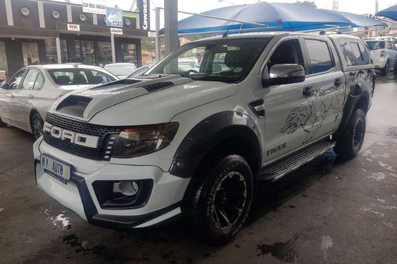 Ford Ranger 3.2 double cab 4x4 Fx4 auto 2015