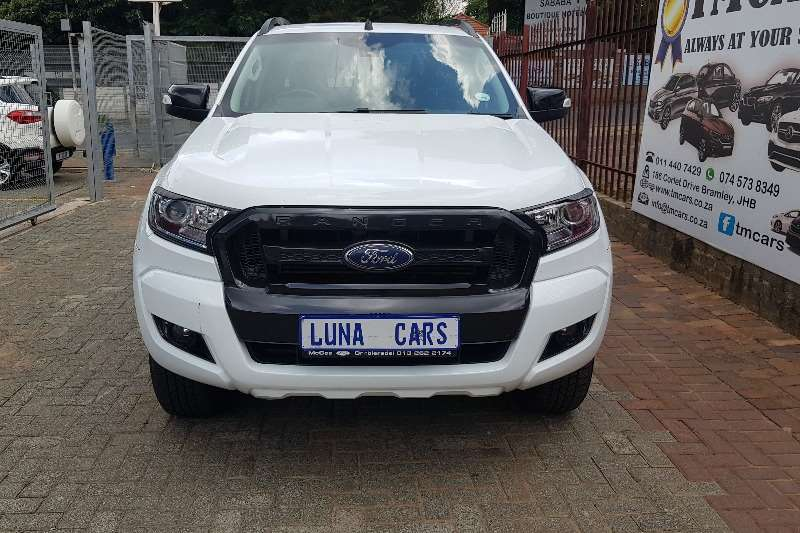 Used 2017 Ford Ranger 3.2 double cab 4x4 Fx4 auto