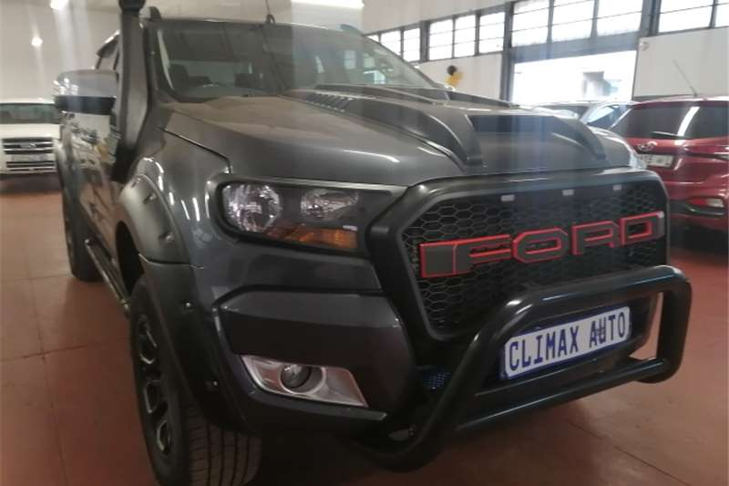 Used 2018 Ford Ranger 3.2 double cab 4x4 Fx4 auto