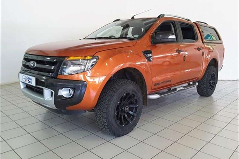 Ford Ranger 3.2 double cab 4x4 Wildtrak 2013