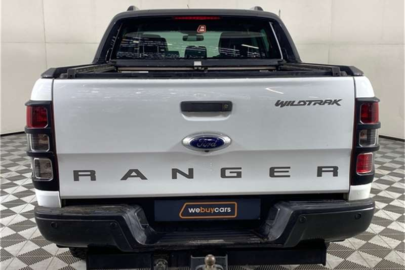 Used 2013 Ford Ranger 3.2 double cab 4x4 Wildtrak