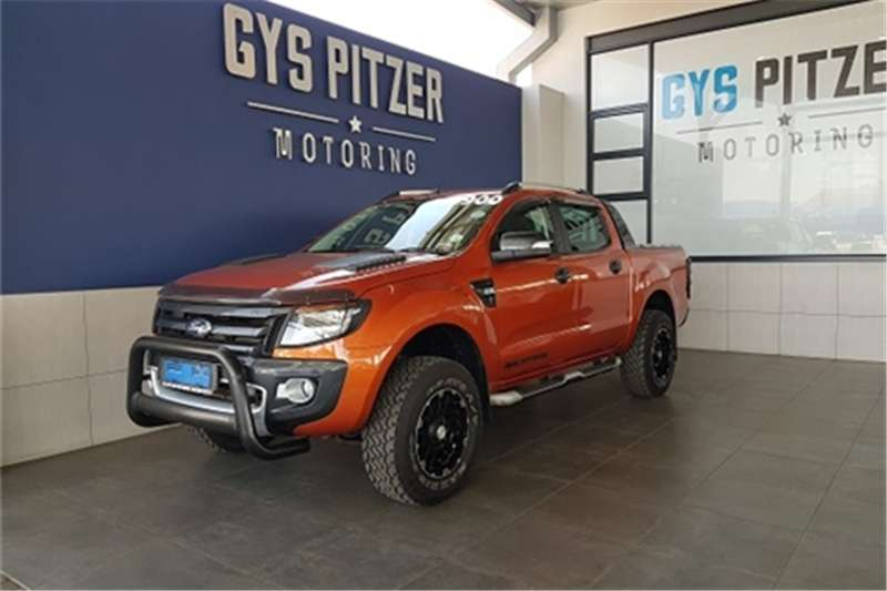 Ford Ranger 3.2 double cab 4x4 Wildtrak 2014