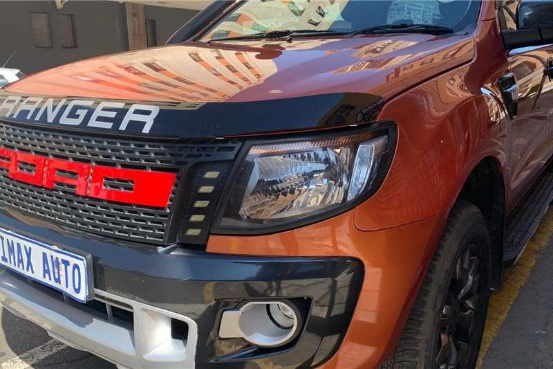 2014 Ford Ranger Ranger 3.2 double cab 4x4 Wildtrak