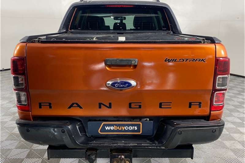 Used 2014 Ford Ranger 3.2 double cab 4x4 Wildtrak