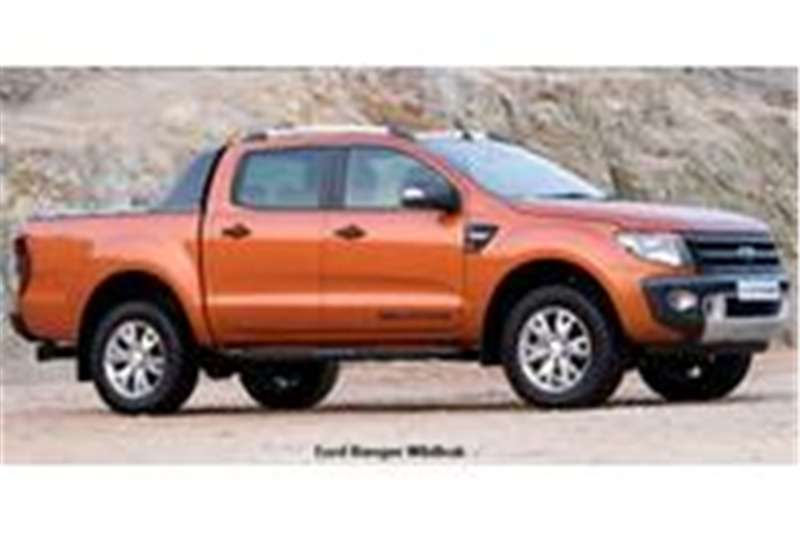 Ford Ranger 3.2 double cab 4x4 Wildtrak 2015