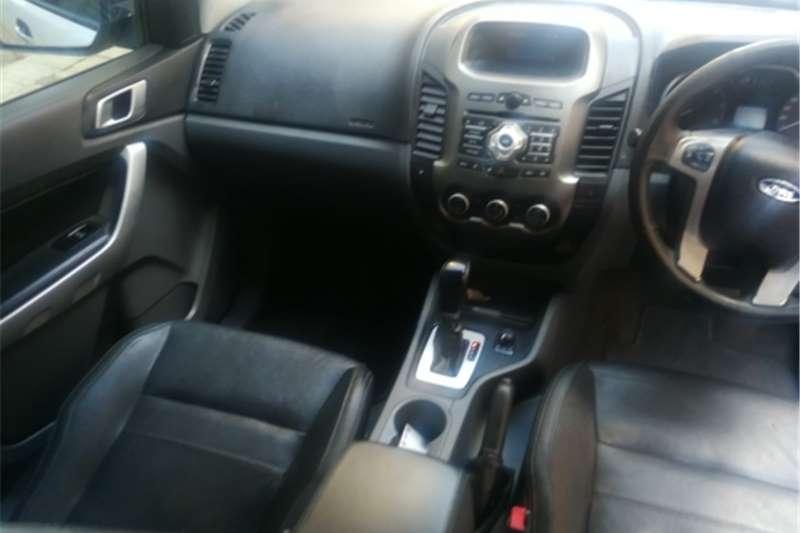 Ford Ranger 3.2 double cab 4x4 Wildtrak 2015