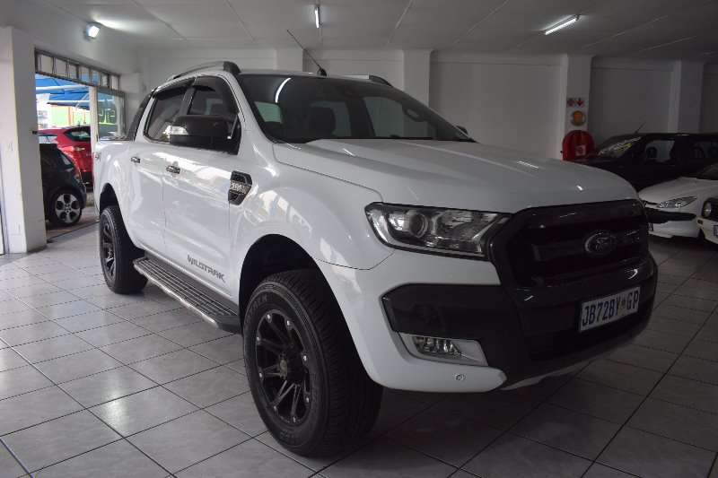 Ford Ranger 3.2 double cab 4x4 Wildtrak 2016