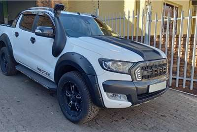 Used 2017 Ford Ranger 3.2 double cab 4x4 Wildtrak