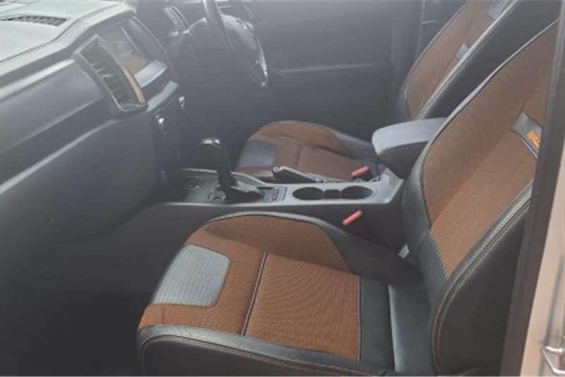 Ford Ranger 3.2 double cab 4x4 Wildtrak 2018