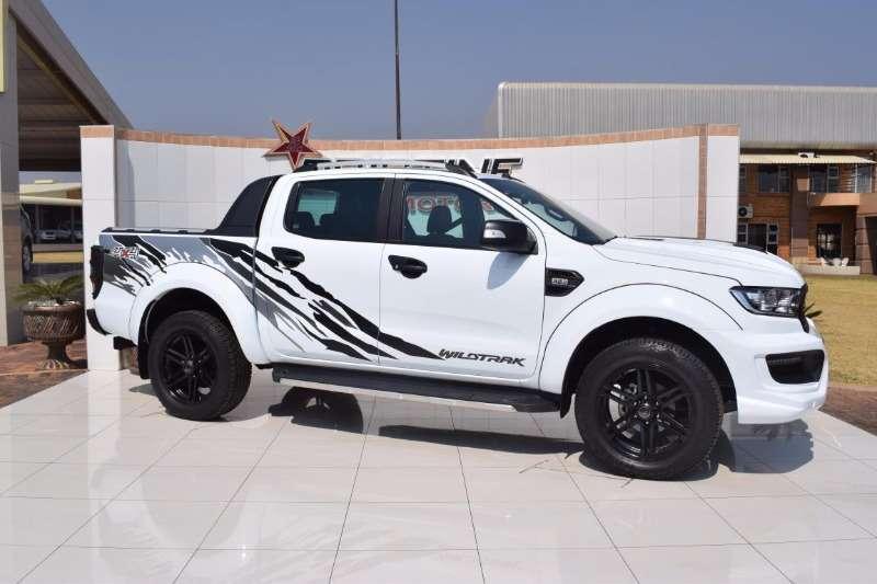 Ford Ranger Ranger 3 2 Double Cab 4x4 Wildtrak For Sale In Gauteng