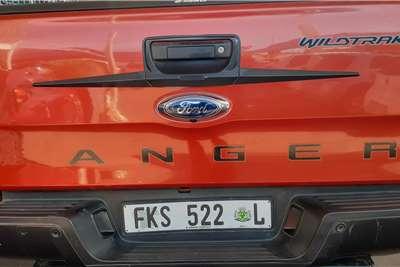 Ford Ranger 3.2 double cab 4x4 Wildtrak auto 2014