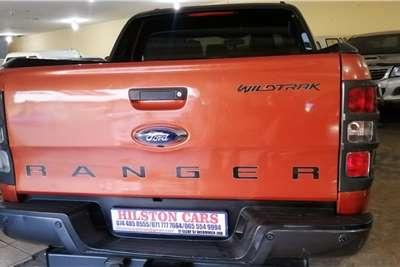 Used 2014 Ford Ranger 3.2 double cab 4x4 Wildtrak auto