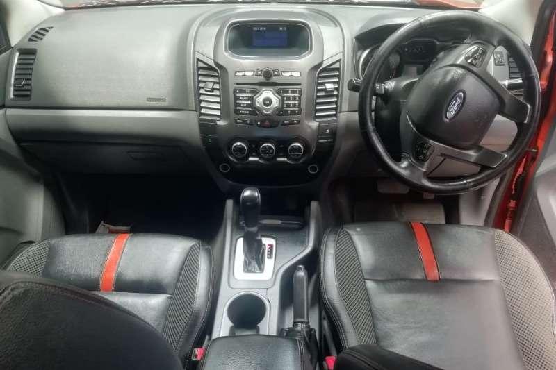 Ford Ranger 3.2 double cab 4x4 Wildtrak auto 2015