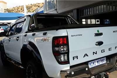 Used 2015 Ford Ranger 3.2 double cab 4x4 Wildtrak auto