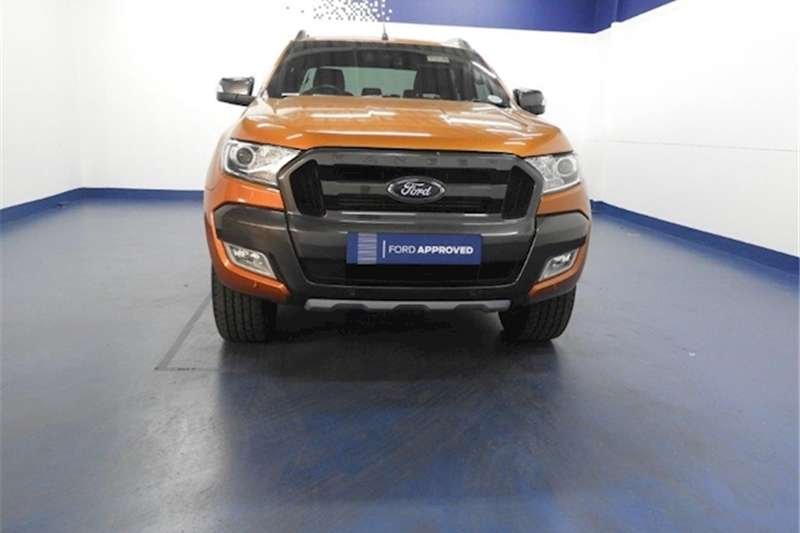 Ford Ranger 3.2 double cab 4x4 Wildtrak auto 2016