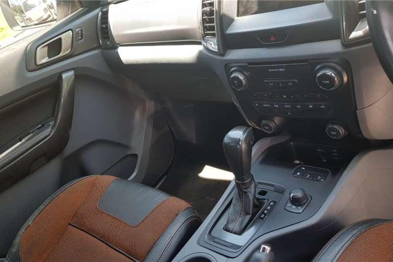 Used 2016 Ford Ranger 3.2 double cab 4x4 Wildtrak auto