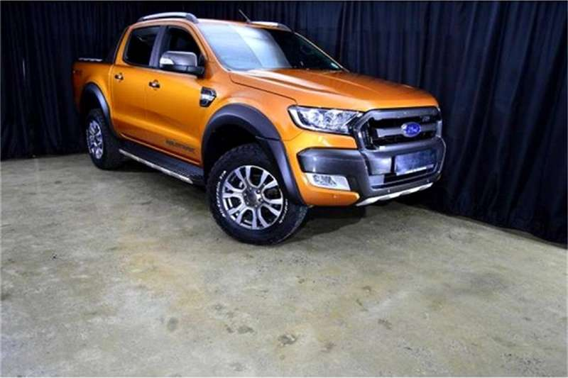 Ford Ranger Ranger 3 2 Double Cab 4x4 Wildtrak Auto For Sale In