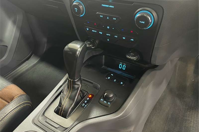 2017 Ford Ranger Ranger 3.2 double cab 4x4 Wildtrak auto