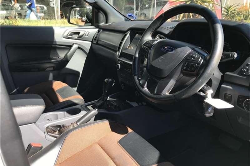 2018 Ford Ranger Ranger 3.2 double cab 4x4 Wildtrak auto
