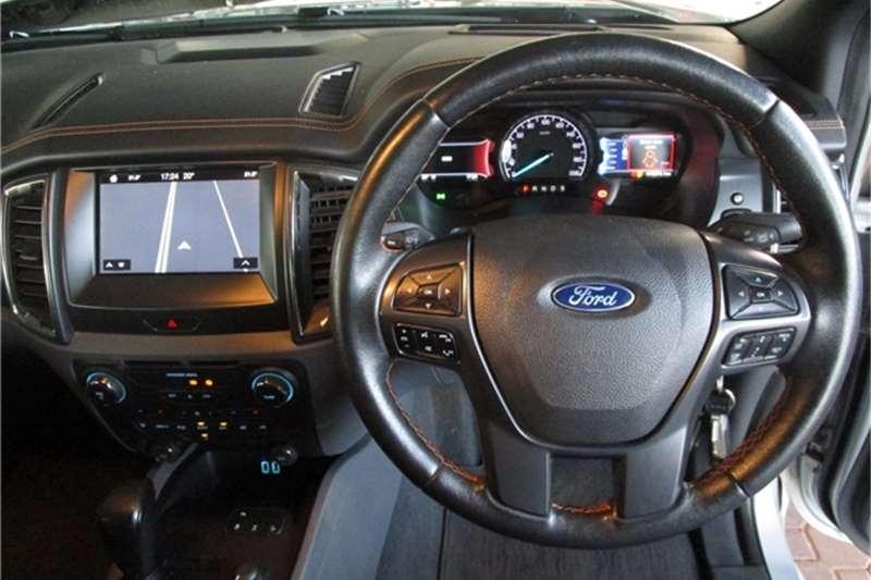 Used 2018 Ford Ranger 3.2 double cab 4x4 Wildtrak auto