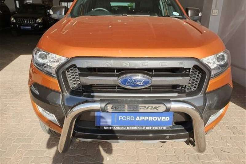Ford Ranger 3.2 double cab 4x4 Wildtrak auto 2019