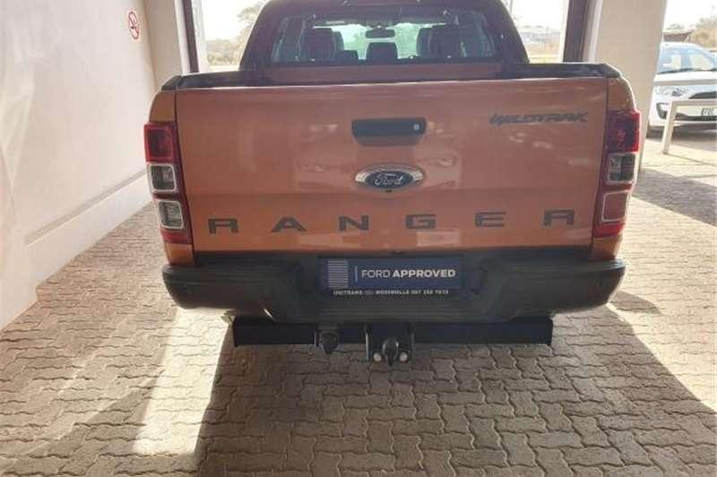 Ford Ranger 3.2 double cab 4x4 Wildtrak auto 2019