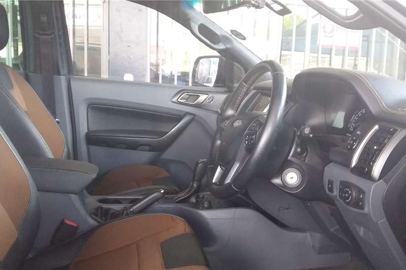 2019 Ford Ranger Ranger 3.2 double cab 4x4 Wildtrak auto