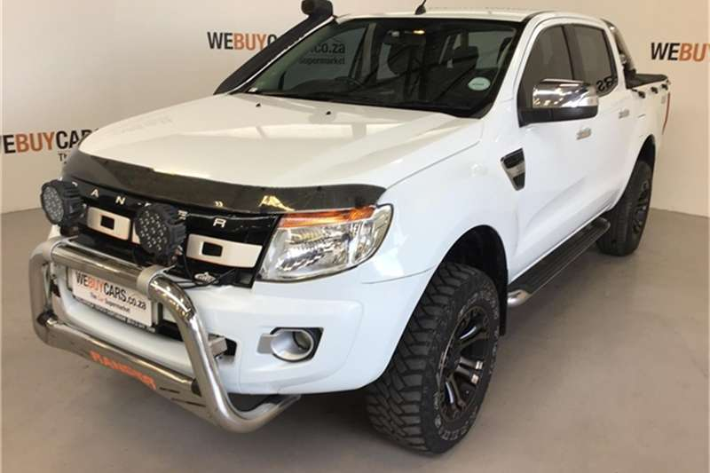 Ford Ranger 3.2 double cab 4x4 XLT 2012