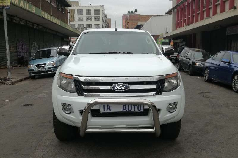 Used 2013 Ford Ranger 3.2 double cab 4x4 XLT