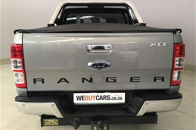 Ford Ranger 3.2 double cab 4x4 XLT 2014
