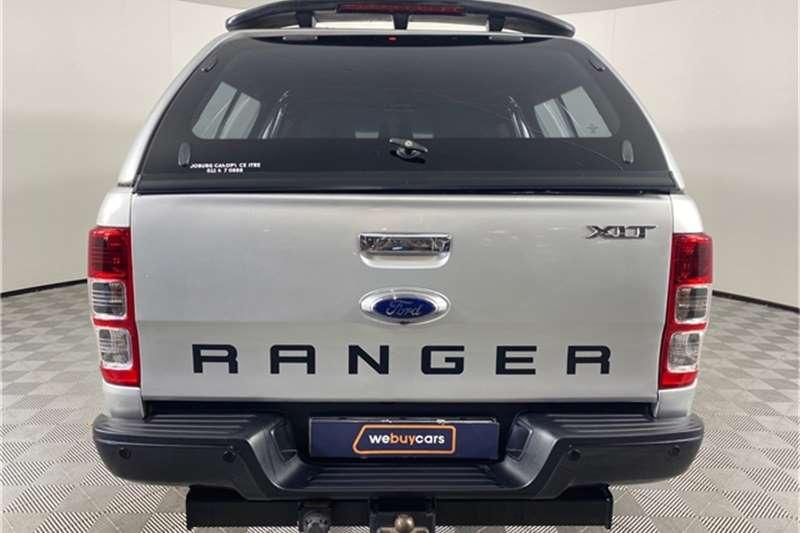 2014 Ford Ranger Ranger 3.2 double cab 4x4 XLT