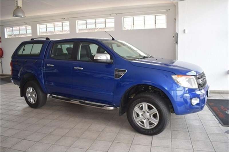 Ford Ranger 3.2 double cab 4x4 XLT 2015