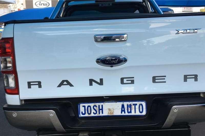 Ford Ranger 3.2 double cab 4x4 XLT 2015